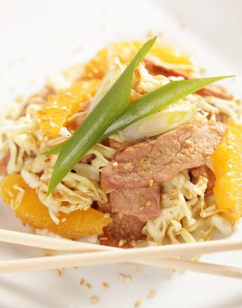 Курячий салат по-тайськи