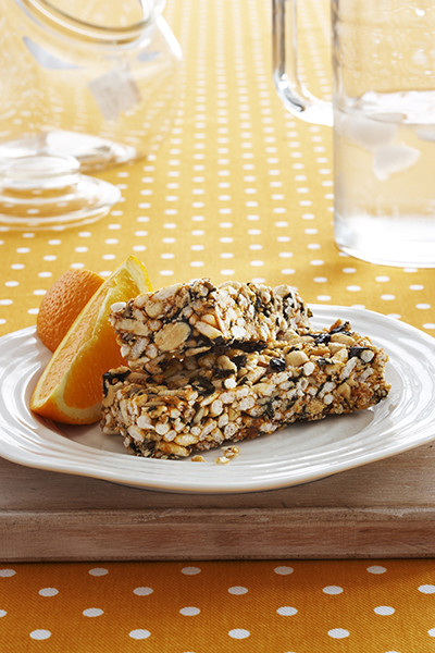 How to cook oatmeal bars