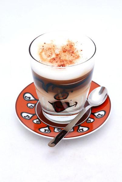 Calorie mocha coffee