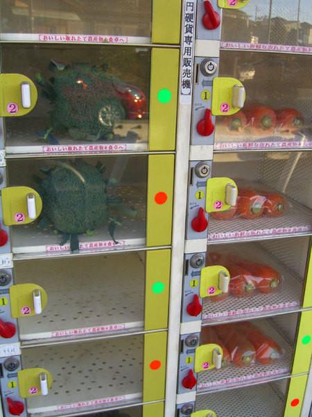 Vending Vending Machines