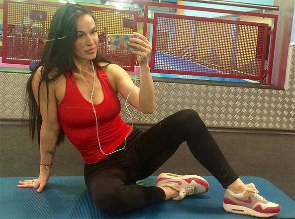 Євгенія Меньщикова-Шаманаєва, фото