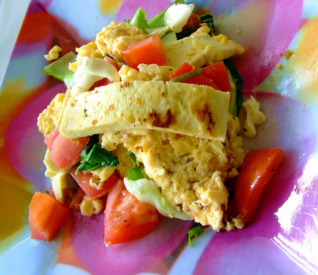 Recipes of dishes with cheese