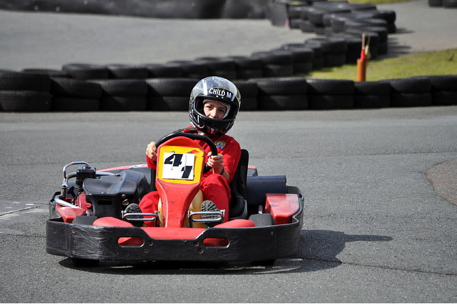 karting for children