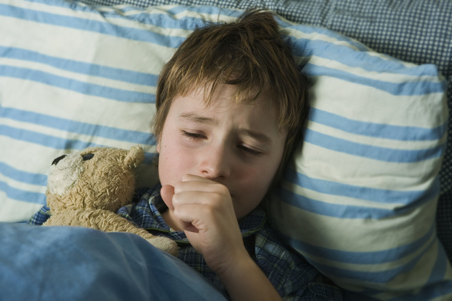 ознаки пневмонії у дитини