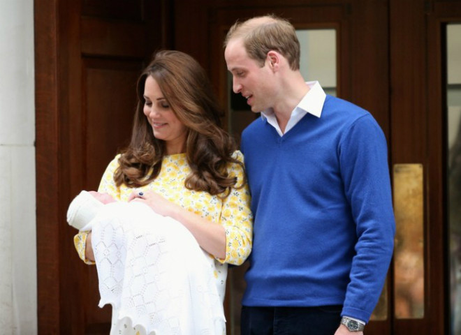 Kate Middleton gave birth