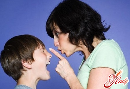 aggression of teenagers