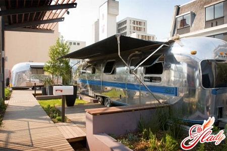 the most unusual hotel