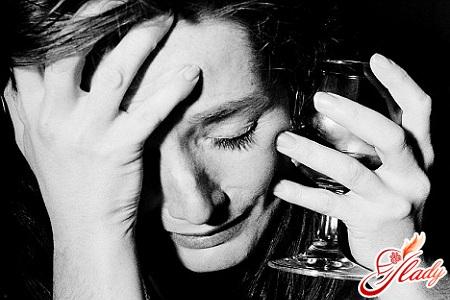 alcoholism symptoms