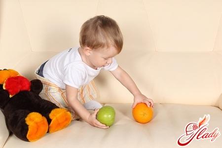 харчова алергія у дітей лікування