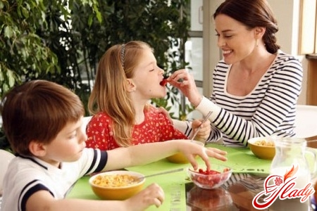 харчова алергія у дітей симптоми