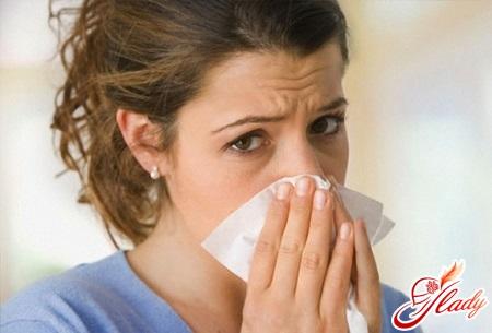 manifestation of allergy in pregnancy