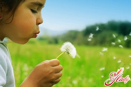 алергія у дітей симптоми