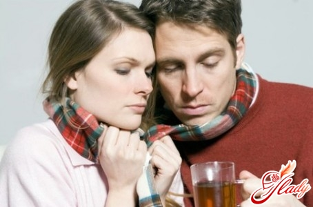Sore throat: what is the difference between angina and ARVI?