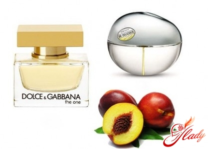 """""""The One from Dolce & Gabbana"""" and """"Be Delicious"""" from """"DKNY"""""""
