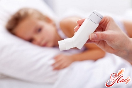 signs of asthma