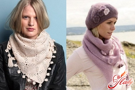 how to tie a beautiful scarf