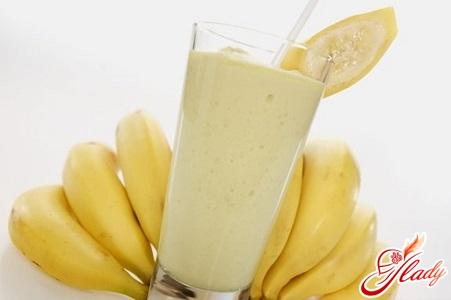 banana milk diet