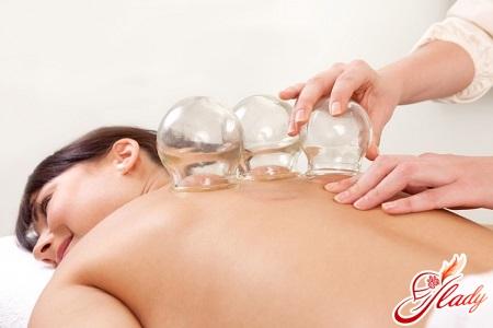 правильний баночний масаж від целюліту