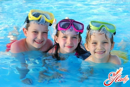 swimming pools for children