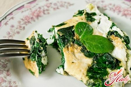 omelette protein steam
