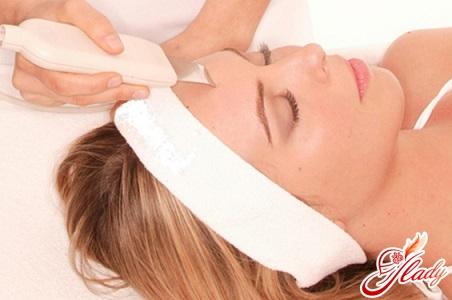 білі точки на обличчі лікування