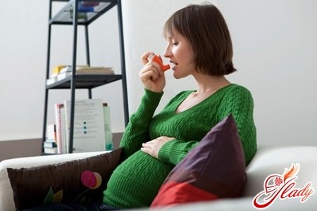 pregnancy and asthma