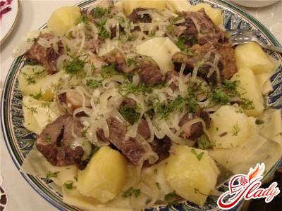 beshbarmak how to cook
