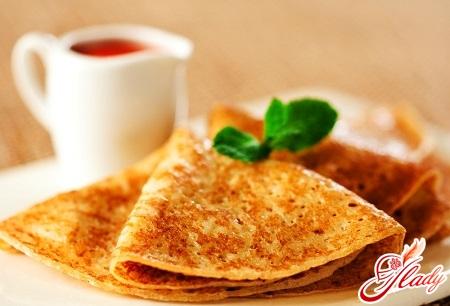 delicious recipe for pancakes on yogurt