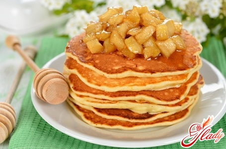 traditional recipe for pancakes