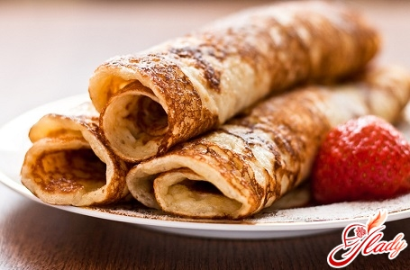 recipes for fast pancakes