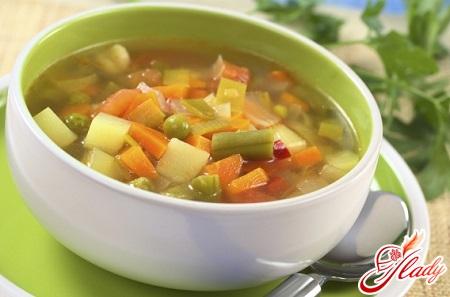 Bonn soup