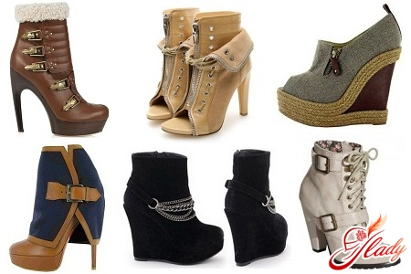 ankle boots autumn 2016