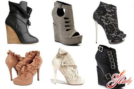 trendy ankle boots spring 2012