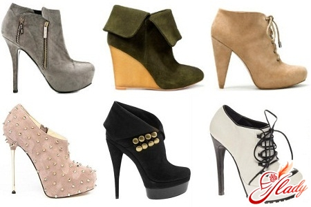 ankle boots spring 2012