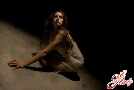 phobia fear of the dark