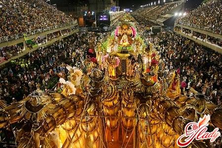 history of the Brazilian carnival