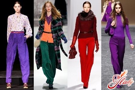 Women's pants fall 2016 winter 2017