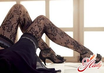 female stockings pantyhose