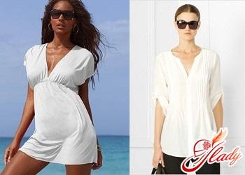 trendy summer tunics