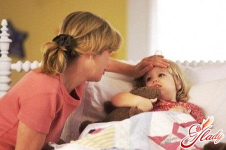 often ill children