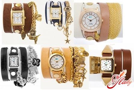 Новорічні подарунки до годинника від La Mer Watches