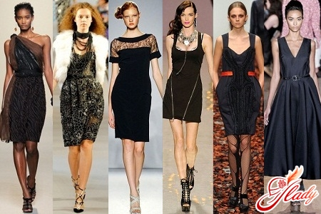 with what to wear a black dress