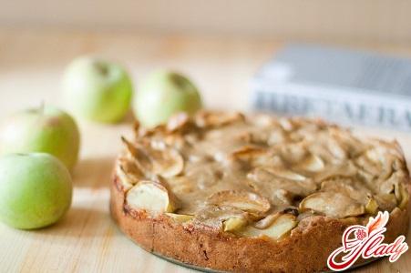 apple pie in color