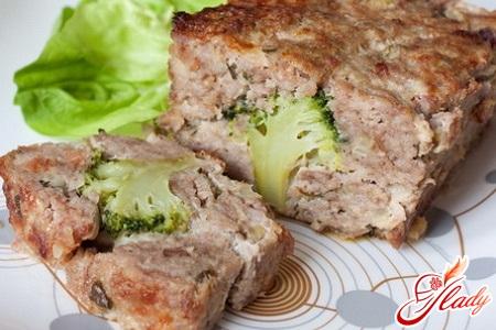 cauliflower with meat
