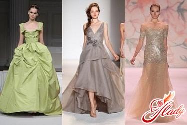 0149a7ec9ed Barevné svatební šaty - doporučení pro výběr