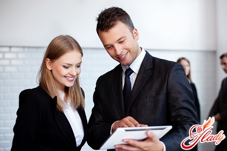 business interpersonal relations