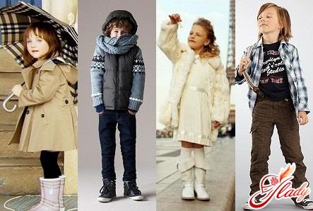 children's wear winter 2016