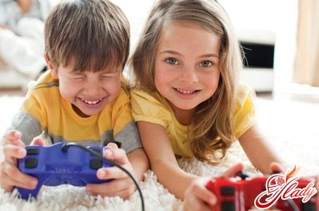 mini children's games