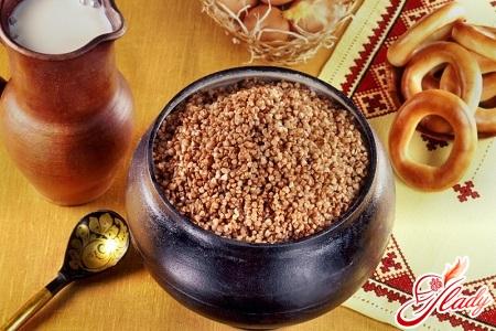 buckwheat porridge diet