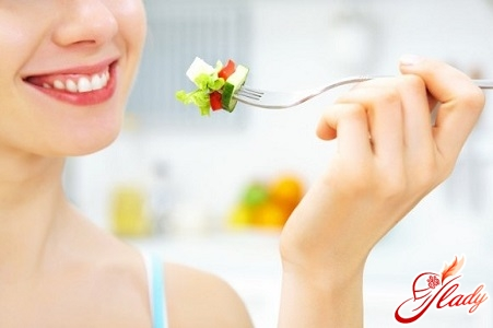 correct diet for cystitis